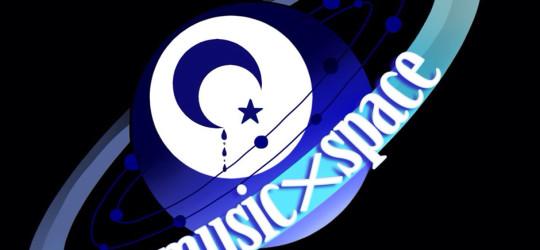 『music×space』のWebサイト作成しました!!