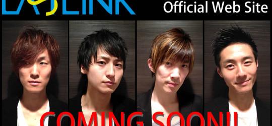 LASTLINK WEBサイト作成中!